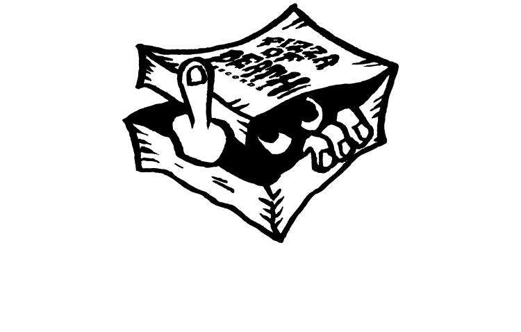 PIZZA OF DEATH Mail Order Service / レーベル直販